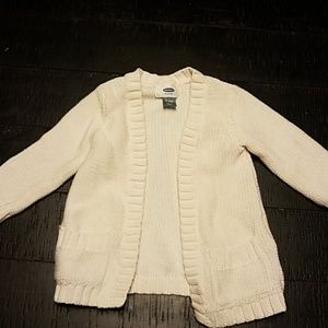 Toddler open front cardigan 18-24 months